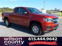2016 Chevrolet Colorado Work Truck 3.6L V6 DGI DOHC VVT
