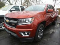 2016 Chevrolet Colorado Z71 Certified. Chevrolet