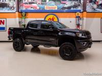 2016 Chevrolet Colorado 4WD Z71  BLACK 2016 Chevy