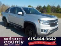 2016 Chevrolet Colorado Z71 2.8L Duramax Turbodiesel