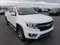 2016 Chevrolet Colorado Z71 4WD 6-Speed Automatic 3.6L