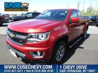 Come see this 2016 Chevrolet Colorado 4WD Z71. Its