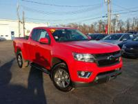 2016 Chevrolet Colorado 4WD Z71. Serving the