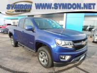 Options:  2016 Chevrolet Colorado Z71|4X4 Z71 4Dr
