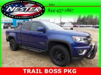 TRAIL BOSS PKG ,CLEAN AUTOCHECK, 1 OWNER, HEATED SEATS,