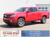 New Price! Colorado Z71, 3.6L V6 DGI DOHC VVT, 4WD,