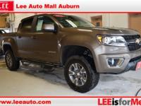 2016 Chevrolet Colorado Z71 Brownstone Metallic
