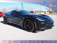 This 2016 Chevrolet Corvette 1LT is offered to you for