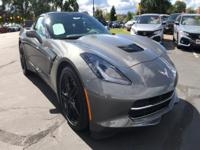 Introducing the 2016 Chevrolet Corvette! Boasting the
