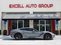 Introducing the 2016 Chevrolet Corvette Coupe with the