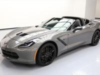 2016 Chevrolet Corvette with 6.2L V8 Engine,7-Speed