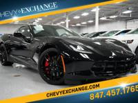 Options:  2016 Chevrolet Corvette Stingray