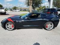 Options:  2016 Chevrolet Corvette Stingray Z51|