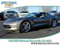 3LT WITH Z51, CARFAX 1 OWNER, ONLY 5K MILES, LEATHER