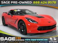 Introducing the 2016 Chevrolet Corvette! A great car