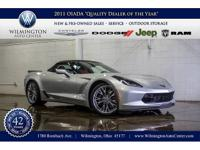 This 2016 Chevrolet Corvette Z06 2LZ is proudly offered