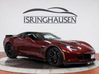This beautiful 1-owner 2016 Chevrolet Corvette Z06 in