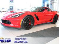 LOW MILES - 3,588! Z06 2LZ trim. NAV, Heated/Cooled