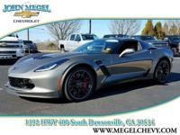 Z06 2LZ PREFERRED EQUIPMENT GROUP, CARFAX 1-Owner, LOW