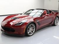 This awesome 2016 Chevrolet Corvette comes loaded with
