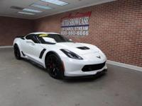 $104K MSRP NEW.  3LZ, Z07 PERFORMANCE PACKAGE, 8 SPEED