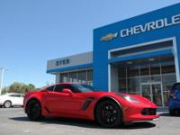 Come see this 2016 Chevrolet Corvette Z06 3LZ. Its