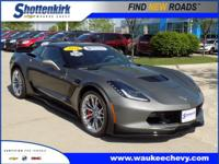 Options:  2016 Chevrolet Corvette Z06|Z06 2Dr Coupe