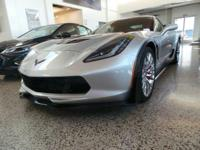 Look at this 2016 Chevrolet Corvette Z06 3LZ. Its
