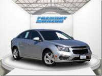 Options:  2016 Chevrolet Cruze Limited Limited
