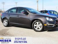 FUEL EFFICIENT 38 MPG Hwy/26 MPG City! Satellite Radio,