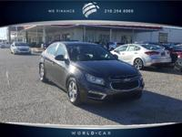 CARFAX 1-Owner, ONLY 17,614 Miles! LT trim. EPA 38 MPG