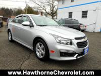 CARFAX One-Owner. Silver Ice Metallic 2016 Chevrolet