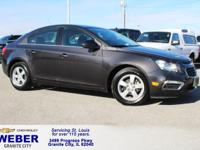 Tungsten Chevrolet Cruze Limited **ANOTHER WEBER