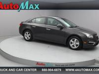 This 2016 Chevrolet Cruze Limited LT is offered to you