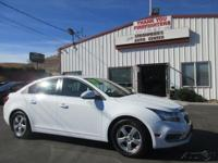 Options:  2016 Chevrolet Cruze Limited 1Lt Auto|1.4L I4
