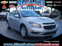 *** MIAMI LAKES CHEVROLET *** One owner love and it