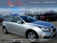 Here it is! This respectable 2016 Chevrolet Cruze