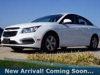 2016 Chevrolet Cruze Limited 1LT in Summit White, This