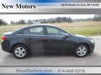 Introducing the 2016 Chevrolet Cruze Limited! It