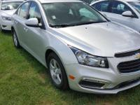 2016 Chevrolet Cruze Limited 1LT. Serving the