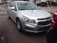 2016 Chevrolet Cruze Limited 1LT In Silver Ice