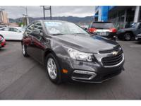 Options:  2016 Chevrolet Cruze Limited 1Lt Auto|1Lt