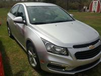 2016 Chevrolet Cruze Limited 2LT. Serving the