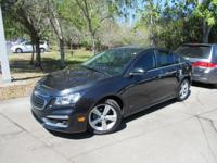 Options:  2016 Chevrolet Cruze Limited 2Lt|This 2016