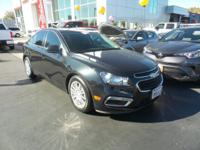 This 2016 Chevrolet Cruze Limited ECO, has a great