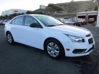 Options:  2016 Chevrolet Cruze Limited Ls Auto|1.8L I4