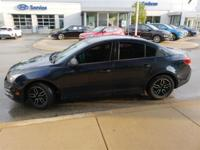 Recent Arrival! blue ray metallic 2016 Chevrolet Cruze