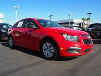 Check out this 2016 Chevrolet Cruze Limited LS. Its