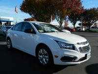 CARFAX 1-Owner, FUEL EFFICIENT 36 MPG Hwy/25 MPG City!