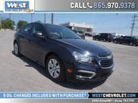 The Cruze is one of the best all-round values at West